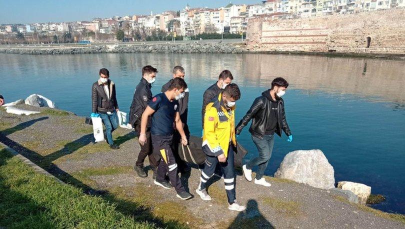 KAN DONDURDU! İstanbul'da denizden kadın cansız bedeni çıktı