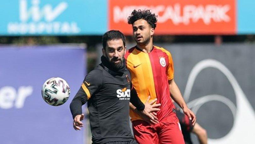 Galatasaray'da Hatayspor maçı hazırlıkları