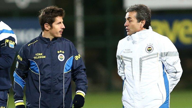 Fenerbahçe son dakika: Aykut Kocaman'dan Fenerbahçe yeni Teknik Direktörü Emre Belezoğlu yorumu