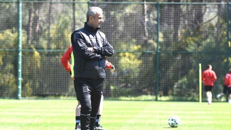 BB Erzurumspor İsmail Kartal'la yollarını ayırdı