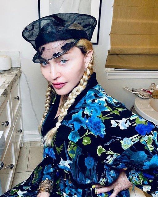 Madonna: Ve şimdi bir an için kendini düşünme - Magazin haberleri