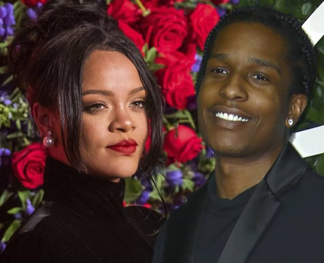 Rihanna gecelerde - Magazin haberleri