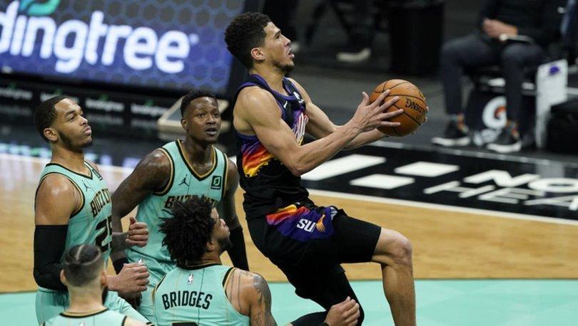 NBA'de Suns, Hornets'ı uzatmada yendi