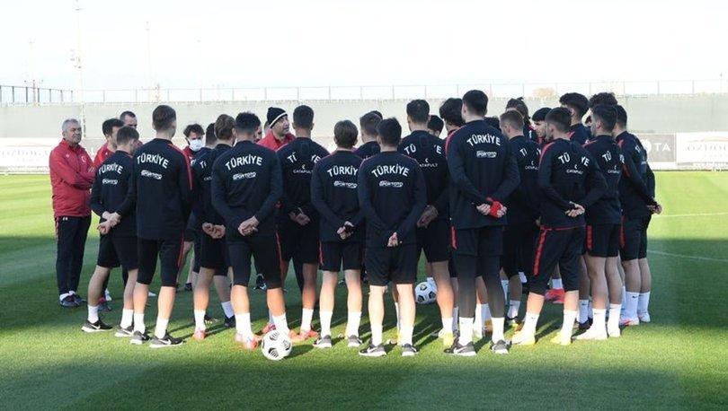 Ümit Milli Futbol Takımı, yarın Sırbistan ile karşılaşacak