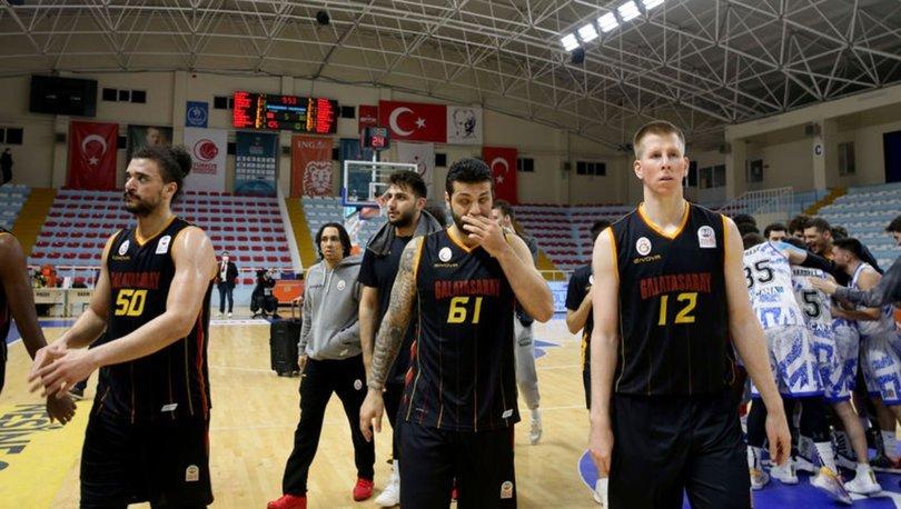 Basketbolda çanlar Galatasaray için çalıyor