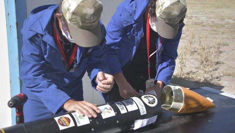 Teknofest'te yarışacak roketler belli oldu