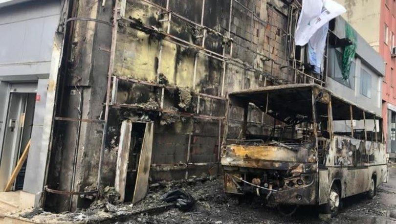 TİNERCİ ÜMİT... Son dakika: Suç makinesi şimdi de mobilya dükkanını yaktı