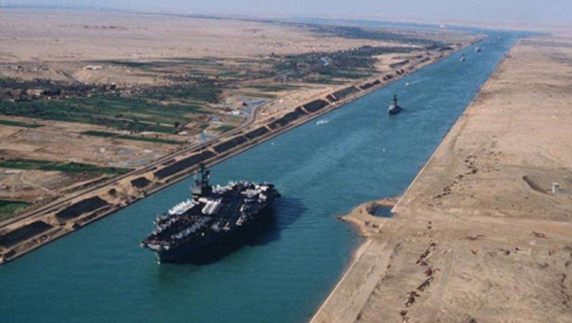 Süveyş Kanalı nerede? Süveyş kanalı uzunluğu kaç km? Süveyş Kanalı'nın haritadaki yeri