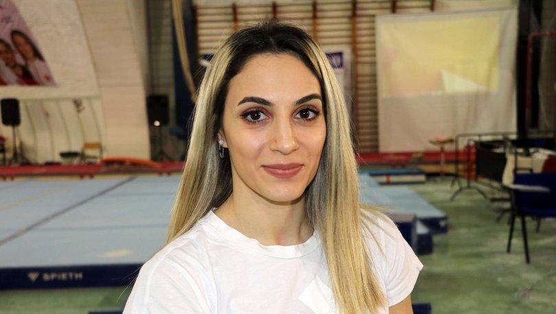 Milli sporcu Göksu Üçtaş Şanlı, cimnastiği zirvede noktalamak istiyor