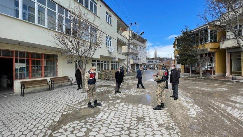 Karantinaya alınan mahallede eğitime ara verildi - Haberler