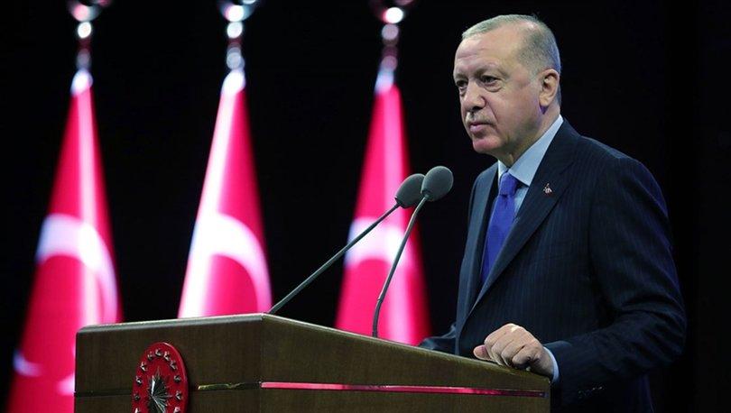 Cumhurbaşkanı Erdoğan: Türkiye, akıllı telefon üreticileri için bölgenin üretim üssü olma yolunda emin adımlar