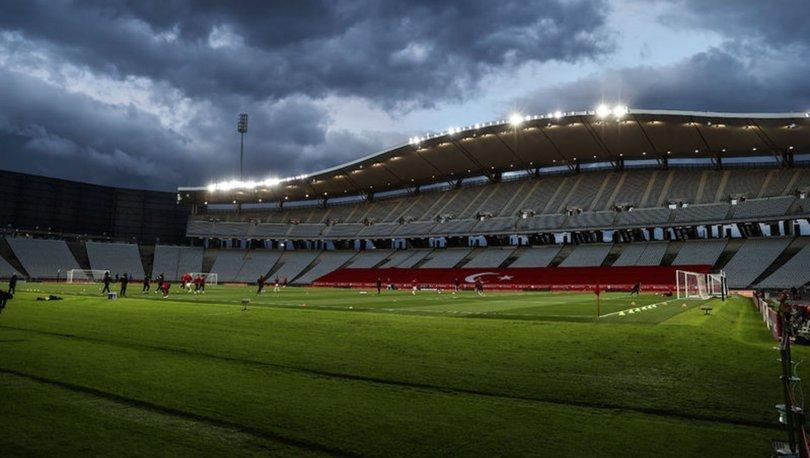 Son dakika: Letonya Türkiye maçı hakkında flaş karar! 2022 FIFA Dünya Kupası Avrupa Elemeleri