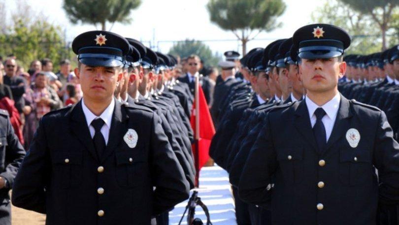 Polis olma şartları nelerdir? Polis nasıl olunur? 2021 Polis maaşları ne kadar?