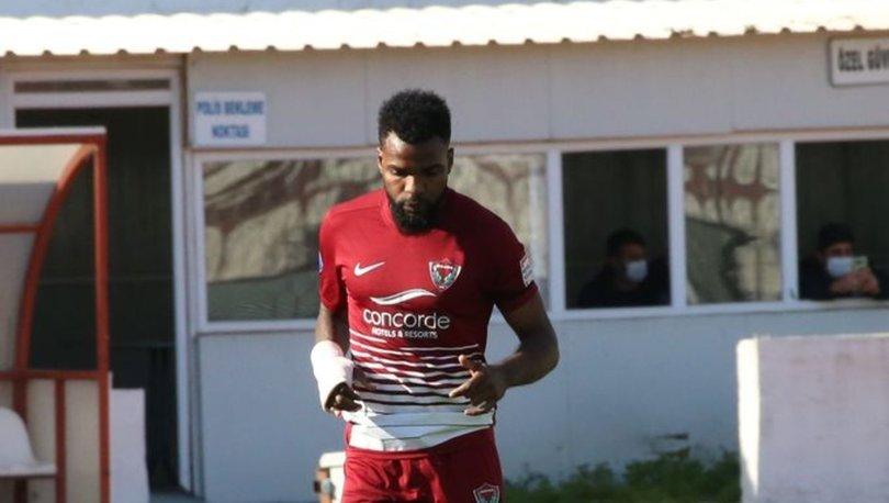 Hatayspor'da Aaron Boupendza şoku! Korona testi pozitif! Son dakika spor haberleri
