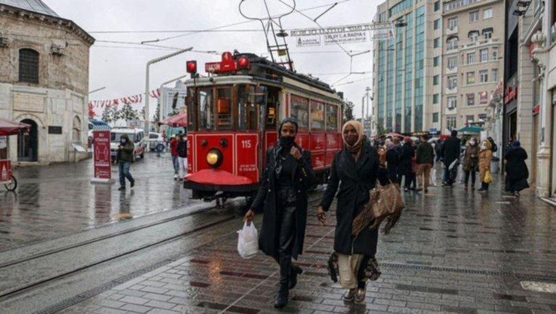 İstanbul hafta sonu yasak var mı? Cumartesi Pazar İstanbul'da sokağa çıkma yasağı var mı? Cumartesi İstanbul k