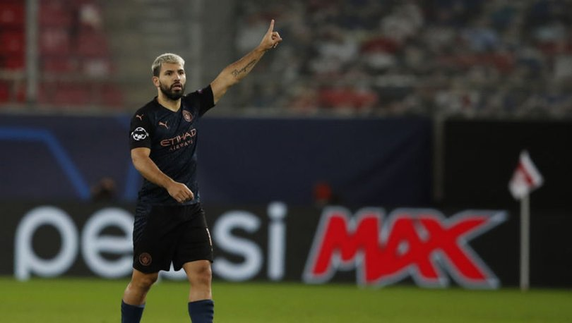 Sergio Agüero sezon sonunda Manchester City'den ayrılacak