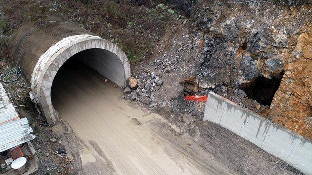 """SON DAKİKA: Zonguldak'taki tünel inşaatında bulundu... """"Avrupa'da böyle bir yer yok"""""""