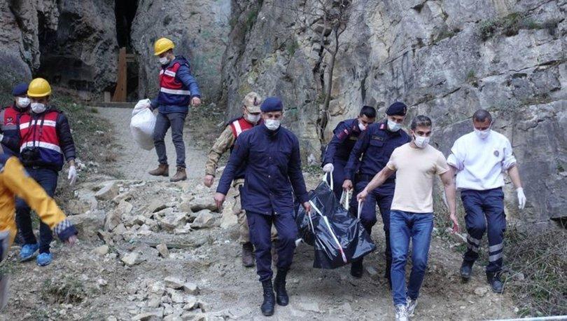 Cehennem Deresi Kanyonu'nda cansız beden bulundu
