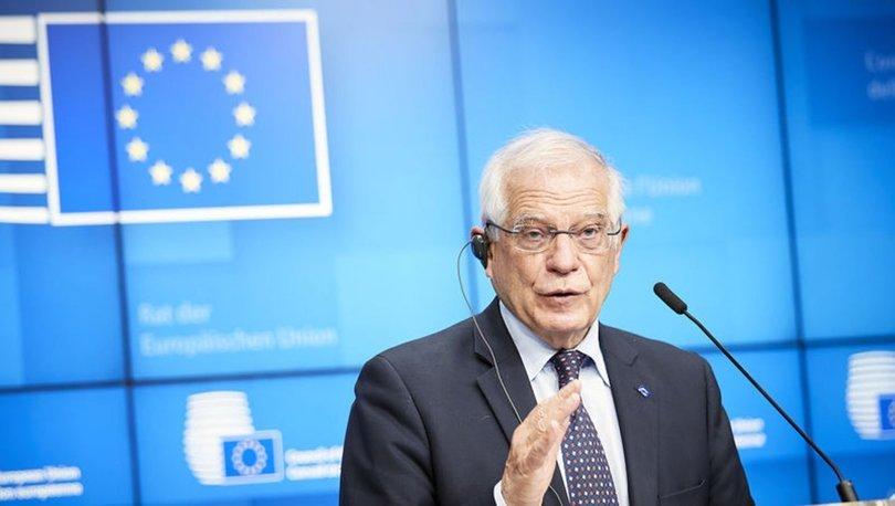 SON DAKİKA: AB Yüksek Temsilcisi Borrell: Türkiye ile aktif şekilde çalışmaya devam etmeliyiz - Haberler