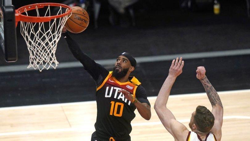 NBA lideri Utah Jazz kazanmaya devam ediyor