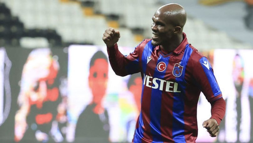 Nwakaeme, Trabzonspor'un forvetteki en istikrarlı ismi konumunda