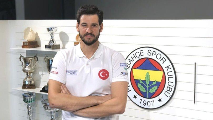 Fenerbahçeli yelkenci Alican Kaynar, 3. kez katılacağı olimpiyatlarda bu kez madalya hedefliyor
