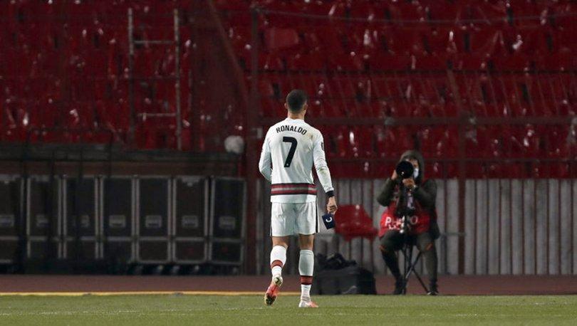 Cristiano Ronaldo, Portekiz Milli Takımı'nın kaptanı olmaya devam edecek
