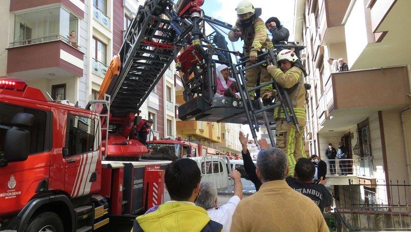 Son dakika: Dört katlı binada can pazarı! - Haberler