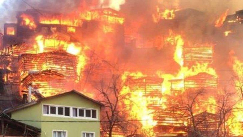 GÖNDERMEYİN! Son dakika haberi: Artvin'de yanan köy halkından çağrı