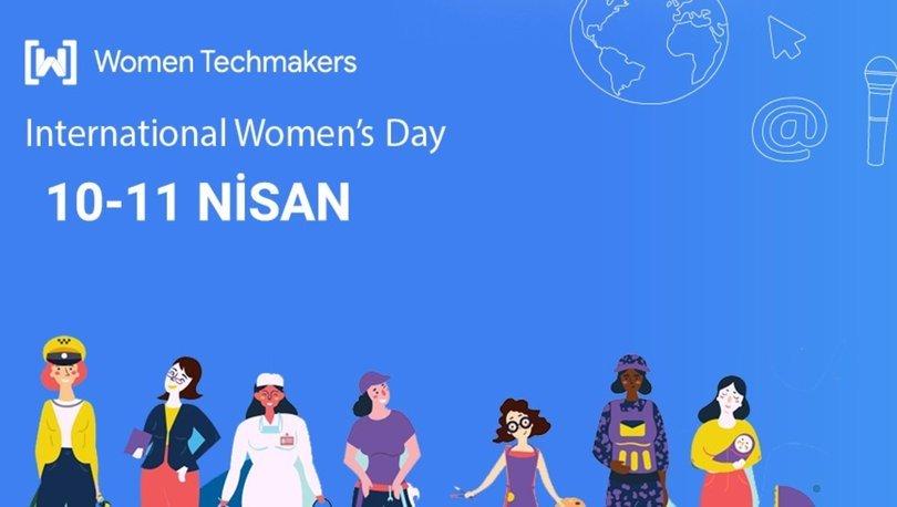 International Women's Day etkinliği 10-11 Nisan'da düzenlenecek