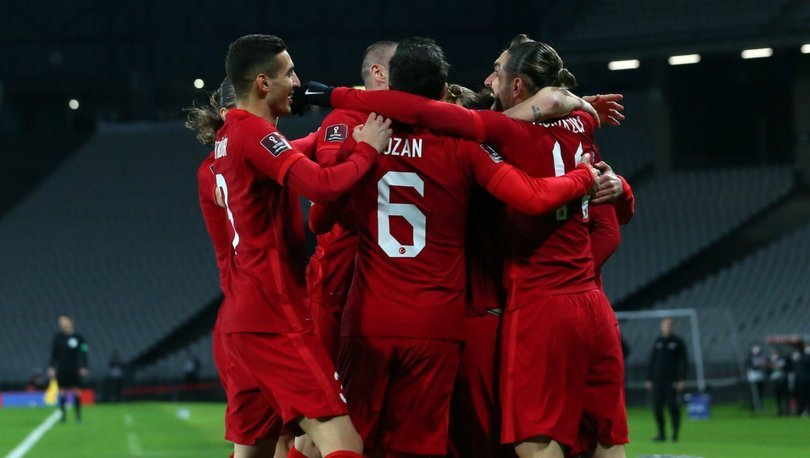 Türkiye-Letonya maçından notlar