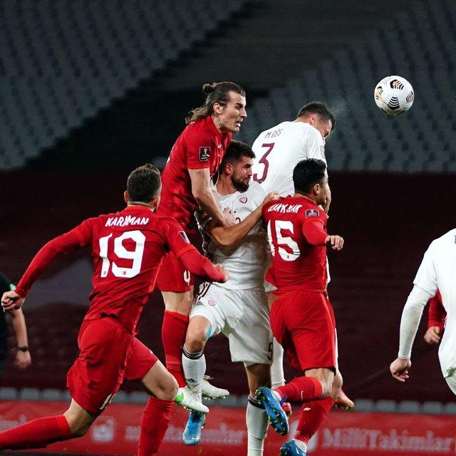 Serdar Ali Çelikler, Türkiye-Letonya maçını yorumladı