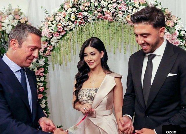 Fenerbahçeli Ozan Tufan ve Rojin Haspolat evlendi! Rojin Haspolat kimdir,  nereli? - Magazin haberleri | Magazin Haberleri
