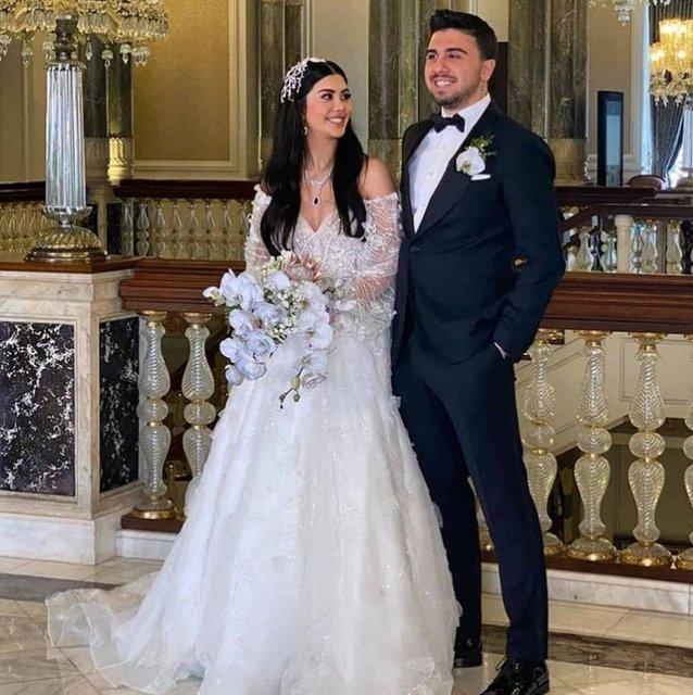 Ozan Tufan ve Rojin Haspolat evlendi! Rojin Haspolat kimdir, nereli? - Son dakika Magazin haberleri