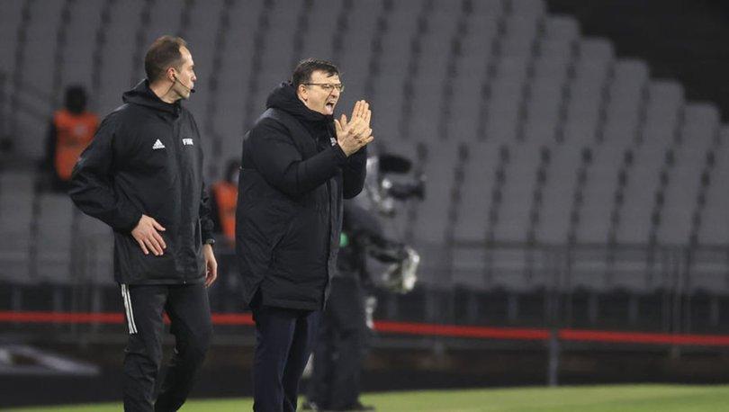 Dainis Kazakevics: Geri dönmek zor oldu ama başardık