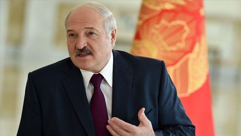 Lukaşenko'dan Belarus'a yaptırım uygulayan şahıs ve firmalara misilleme