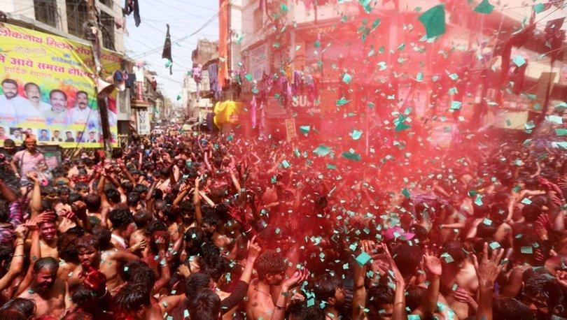 SON DAKİKA: Hindistan'da Holi festivali kutlamaları sırasında 41 kişi öldü! - Haberler