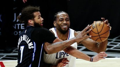Clippers'ı Magic durdurdu
