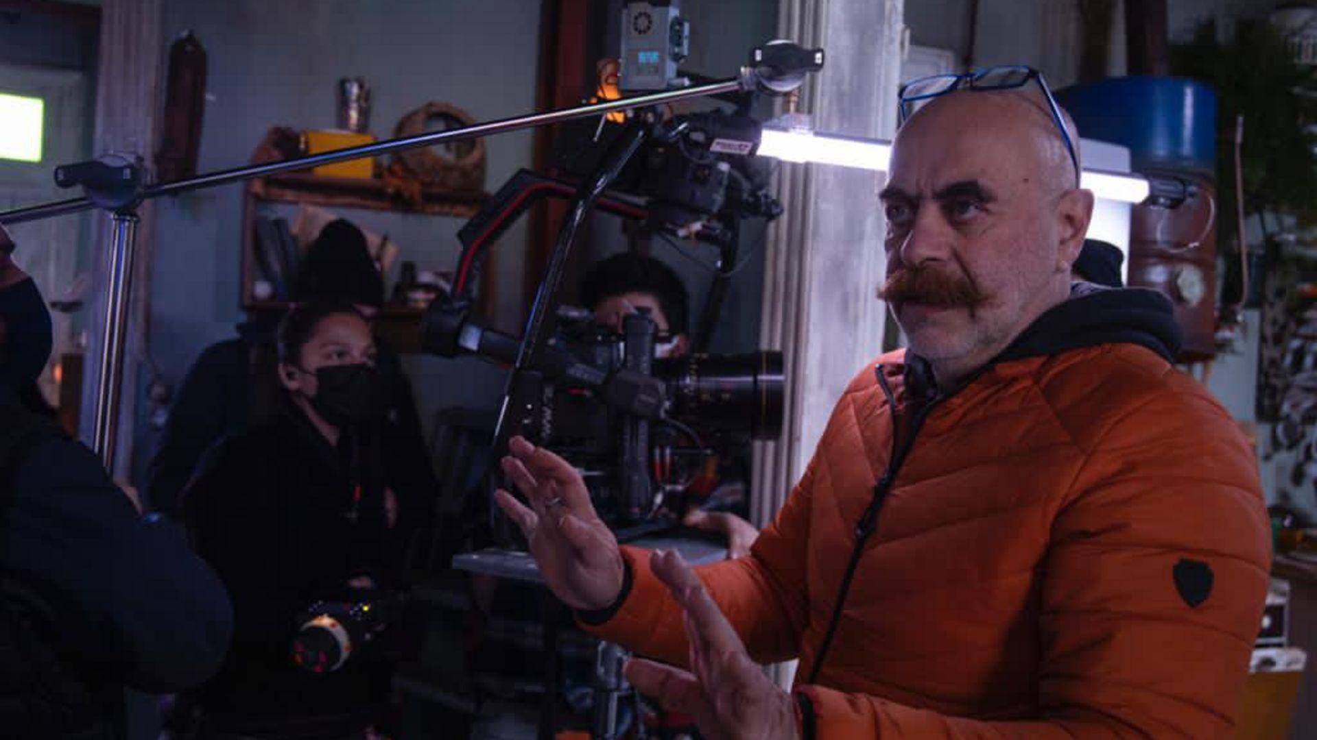 'Osman Sekiz'in çekimleri sürüyor