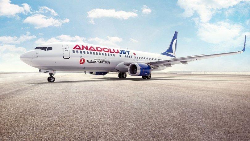 AndoluJet Antalya, Dalaman ve Bodrum'a yeni seferler düzenleyecek