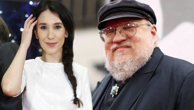 Game of Thrones'un yazarı George R.R. Martin'den Türkiyeli kadınlara: Dik durun, güçlü durun