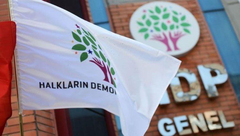 Son dakika: AYM, HDP iddianamesini iade etti