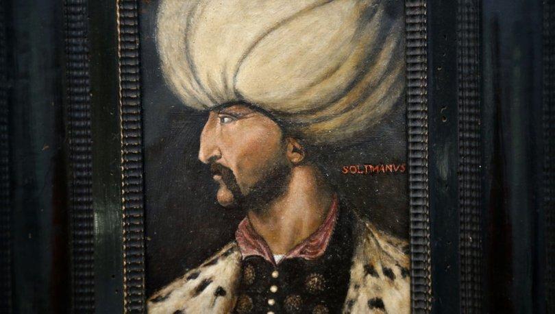 SON DAKİKA: Kanuni Sultan Süleyman'ın portresinin fiyatı dudak uçuklattı! - Haberler