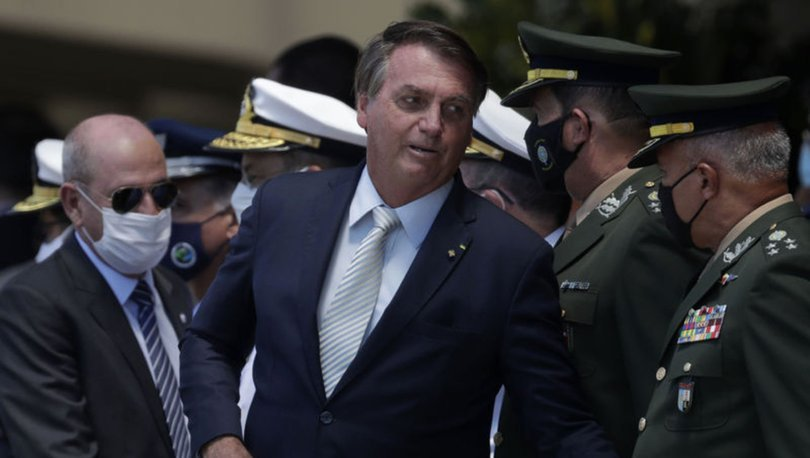 SON DAKİKA HABERLERİ: Brezilya'da koronavirüs domino etkisi yarattı! Tüm komutanlar istifa etti