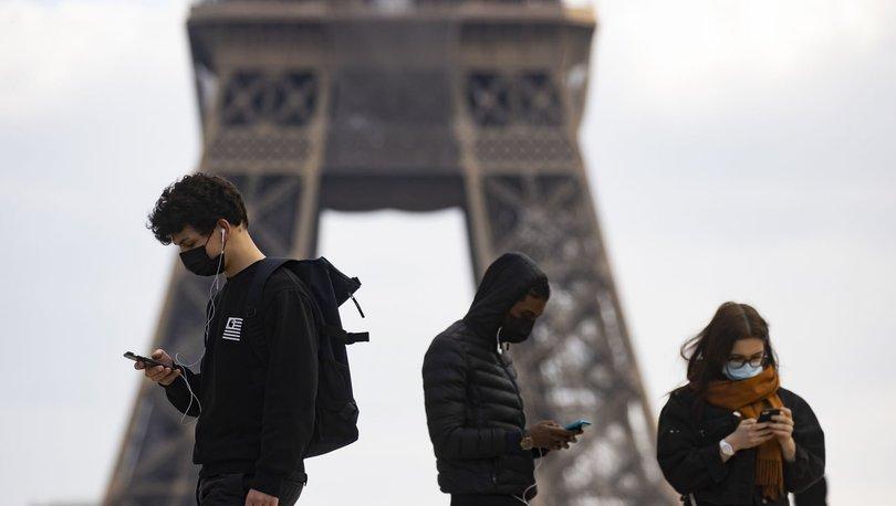 Fransa'da 19 bölgede sokağa çıkma kısıtlaması bir ay daha uzadı
