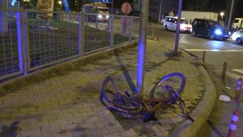 Aksaray'da kamyonun çarptığı bisikletli çocuk öldü