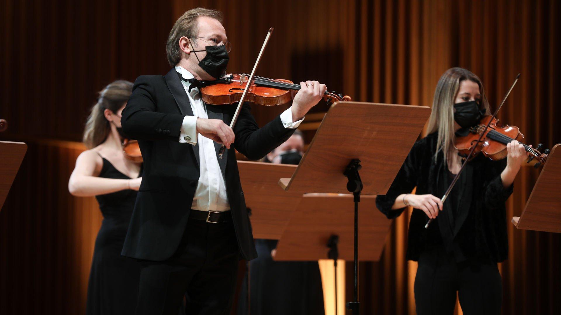 'Camerata Saygun' konseri İş Sanat'ta
