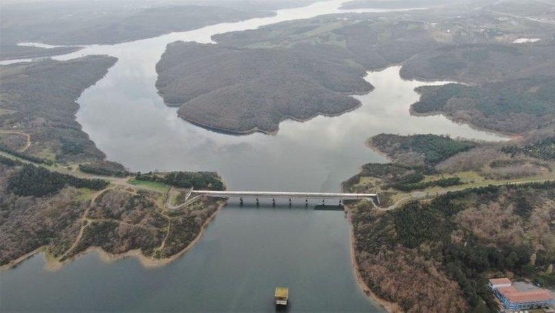 BARAJLARDA SON DURUM! Son dakika: 31 Mart İstanbul barajların doluluk oranı - İSKİ -