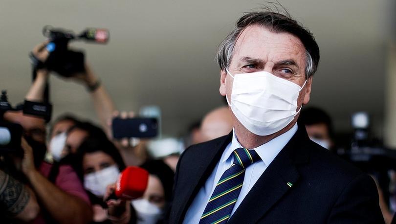 Brezilya'da Bolsonaro'yu protesto eden kuvvet komutanları istifa etti, Covid ölümleri rekor düzeyde
