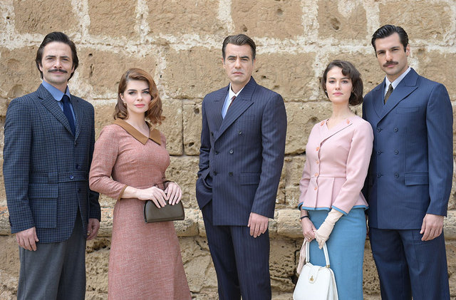 Bir Zamanlar Kıbrıs konusu ne? Bir Zamanlar Kıbrıs oyuncuları kim?